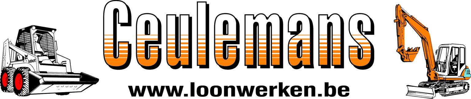 Ceulemans logo kraan-bobcat groot